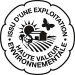 Château la Varière - Logo HVE (Haute Valeur Environnementale) Niveau 3
