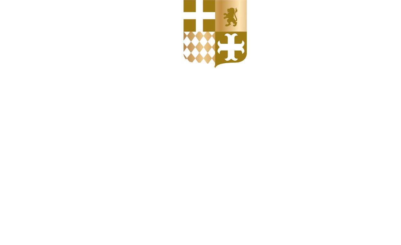 Château La Varière - Logo du domaine - Écriture blanche